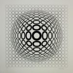 Victor Vasarely - Druckgrafik