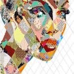Pina du Pre - Kunst kaufen - Mixed Media auf Leinwand