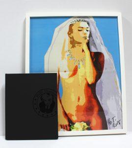 Billi Thanner - Druckgrafik - Original - Kunst kaufen