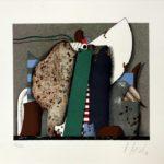 Karl Korab, Grafik, Kunst kaufen, Galerie Wien, Druckgrafik